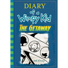 Diary of a Wimpy Kid The Getaway - Jeff Kinney