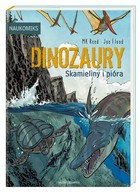 Dinozaury. Skamieliny i pióra - M.K. Reed, Joe Flood