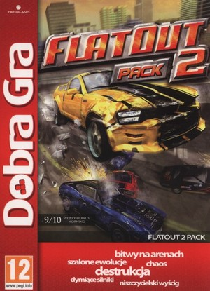 Dobra Gra Flatout 2 Pack (PC)