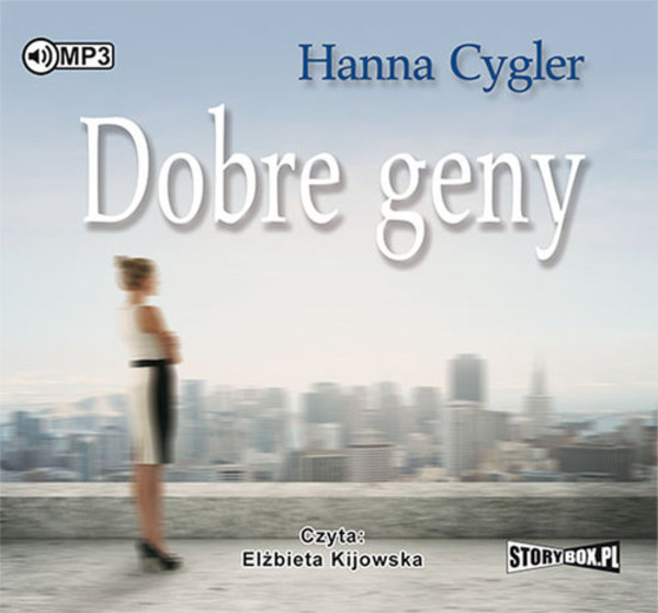 Dobre geny audiobook MP3