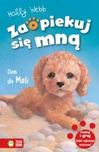 Dom dla Moli - mobi, epub - Holly Webb