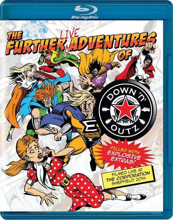 The Further Live Adventures Of (Blu-Ray)