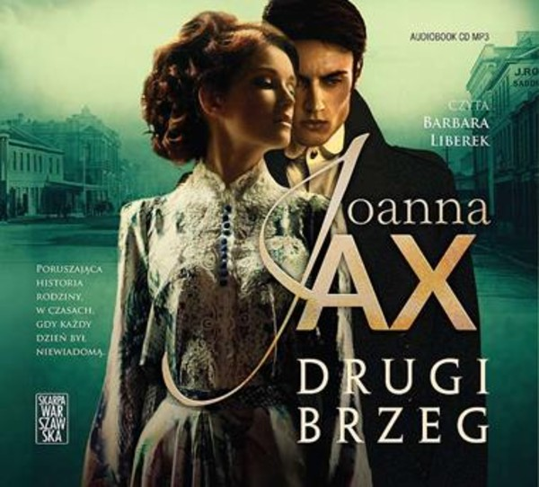 Drugi brzeg Audiobook CD Audio