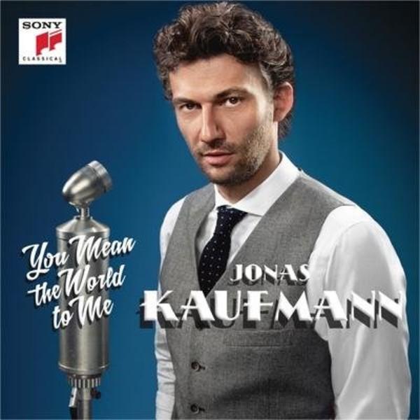 Du Bist Die Welt Für Mich - Jonas Kaufmann - płyta CD