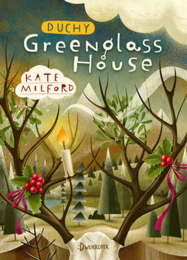 Duchy hotelu Greenglass House Tom 2