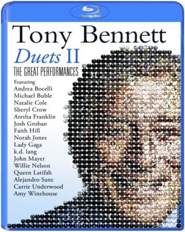 Duets II: The Great Performances (Blu-Ray)