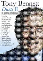 Duets II: The Great Performances (DVD) - Tony Bennett