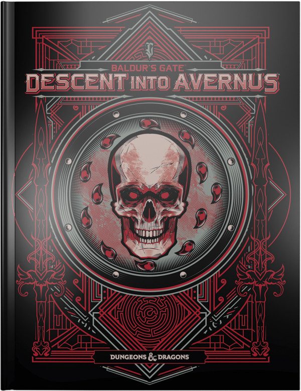 Dungeons & Dragons: Descent Into Avernus - Alternate Cover (edycja angielska)
