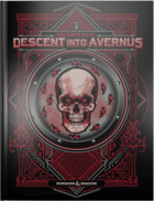 Dungeons & Dragons: Descent Into Avernus Alternate Cover (edycja angielska)