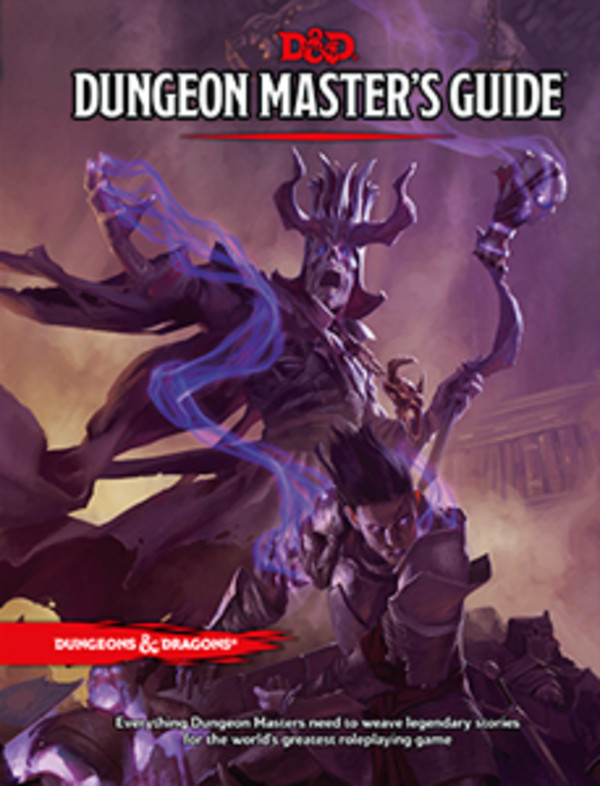 Dungeons & Dragons: Dungeon Master`s Guide (edycja angielska)