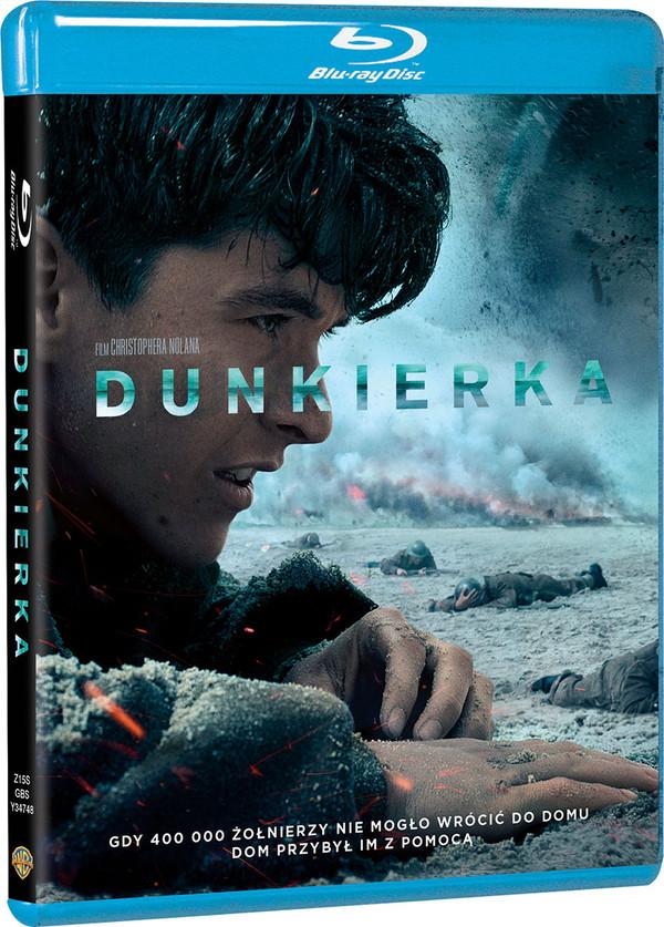 Dunkierka Blu Ray