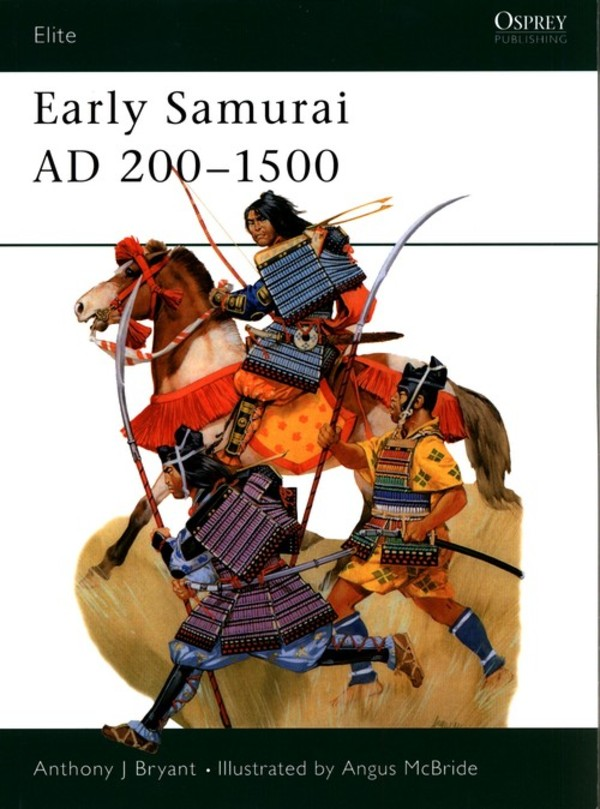 Early Samurai AD 200-1500 Elite 35