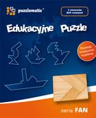 Edukacyjne Puzzle seria Fan