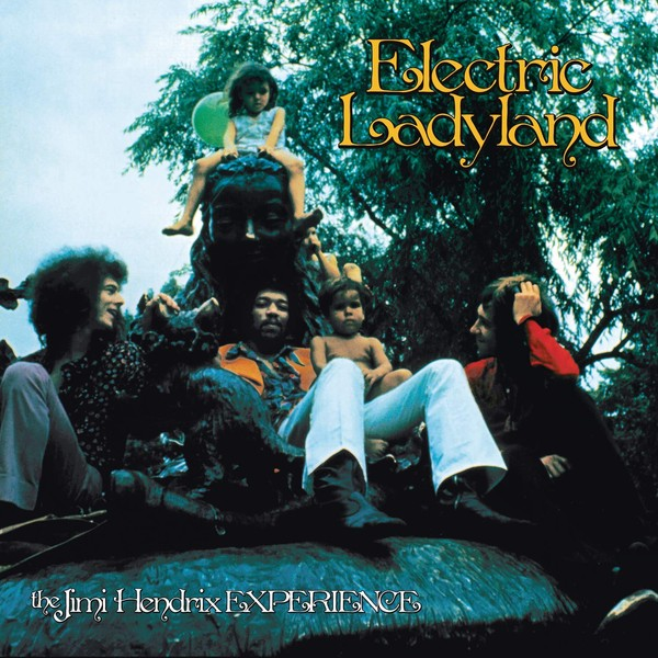 Electric Ladyland (Box) (vinyl) (50th Anniversary Edition)