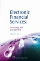 Electronic Financial Services Technology & Management