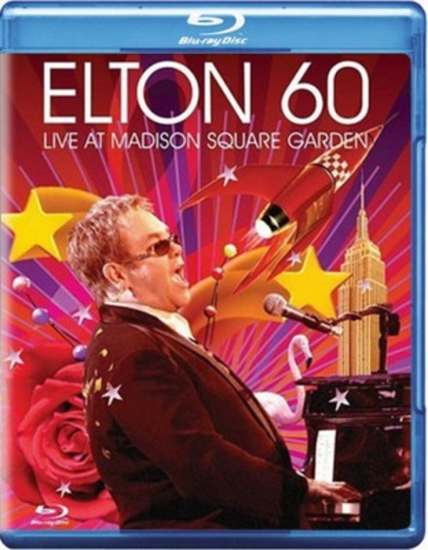 Elton 60: Live at Madison Square (Blu-Ray)