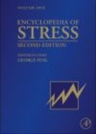 Encyclopedia of Stress 4 vols 2e