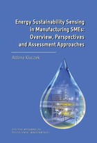 Energy Sustainability Sensing in Manufacturing SMEs: Overview, Perspectives and Assessment Approaches - pdf
