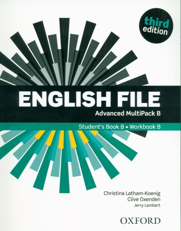 English File Third Edition. Advanced Multipack B
