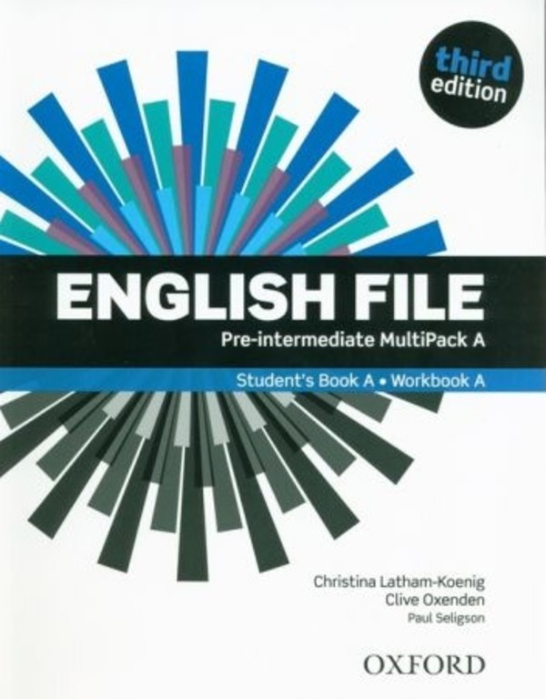 English File Third Edition. Pre-Intermediate Multipack A 2019