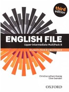 English File Third Edition. Upper Intermediate Multipack B 2019