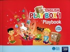 English PlayBox 1. Playbook + CD - PRACA ZBIOROWA