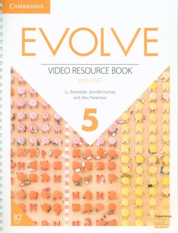 Evolve 5. Video Resource Book + DVD