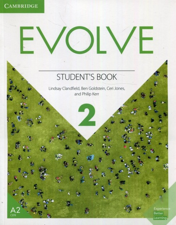 Evolve Level 2 Student`s Book 2019