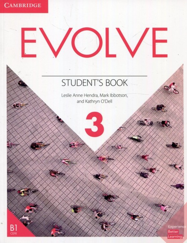 Evolve Level 3 Student`s Book