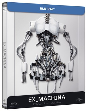 Ex Machina Steelbook