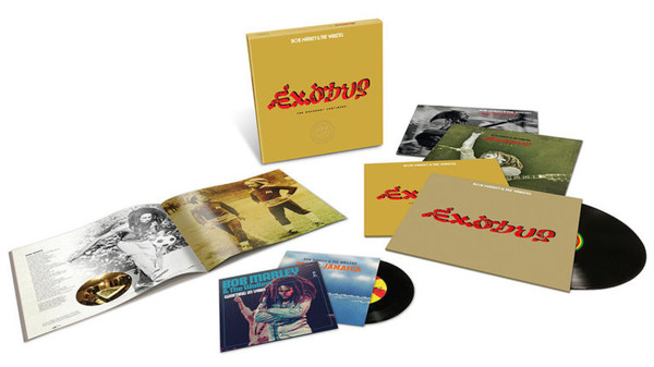 Exodus 40 (Super Deluxe Edition) (vinyl) The Movement Continues