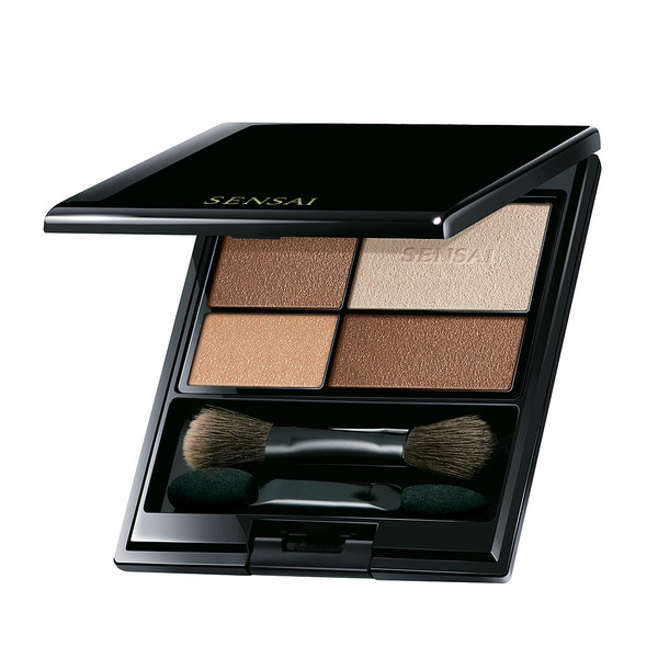 Eye Colour Palette 01 Shiny Foliage Paleta cieni