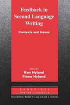 Feedback in Second Language Writing - K. Hyland