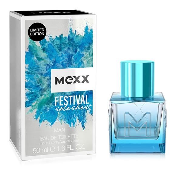mexx mexx man festival splashes