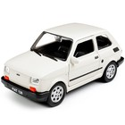 Fiat 126P bialy -