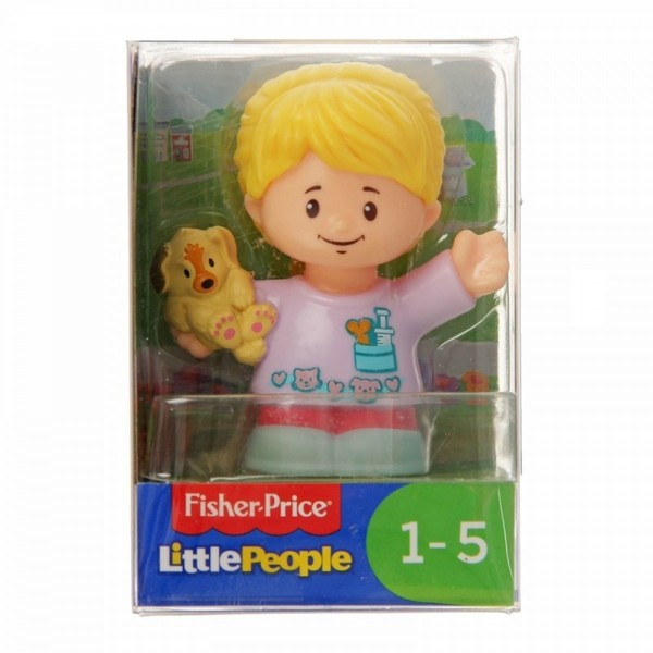 Fisher Price Little People Figurka Weterynarz FGM60
