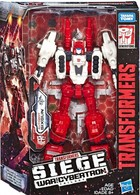 Hasbro Transformers Generations War for Cybertron Deluxe Sixgun -