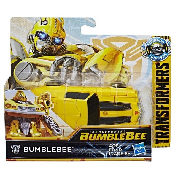 Hasbro Transformers MV6 Energon Igniters Power Figurka Bumblebee E0759
