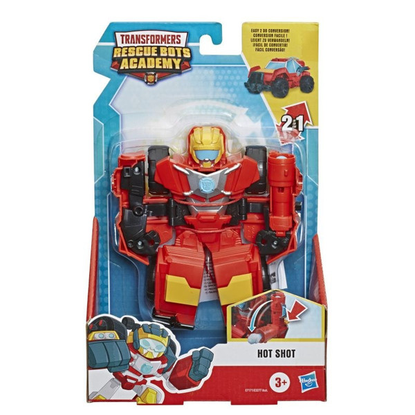 Hasbro Figurka Transformers Rescue Bot Academy Feature Hot Shot E7171