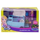 Mattel Polly Pocket Biwakowy Kamper -