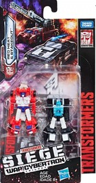 Hasbro Figurki Transformers Generations War for Cybertron Micromasters Rescue Patrol -