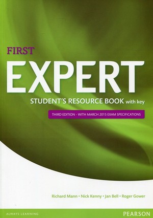 First Expert Student`s Book Resource with key