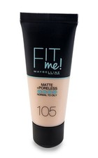 Fit Me Liquid 105 Natural Ivory -