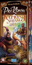 Gra Five Tribes: Whims of the Sultan