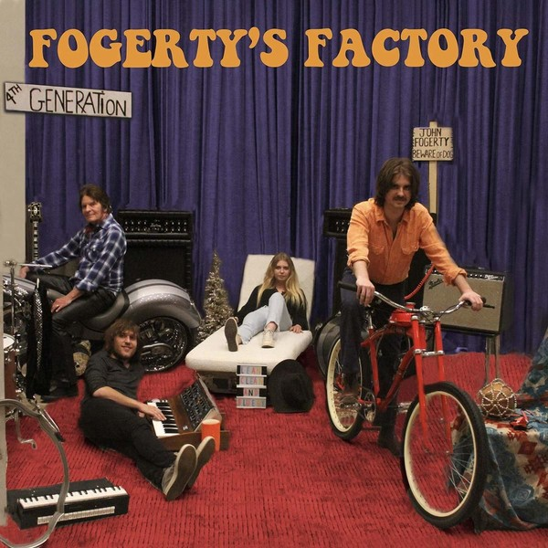 Fogerty`S Factory