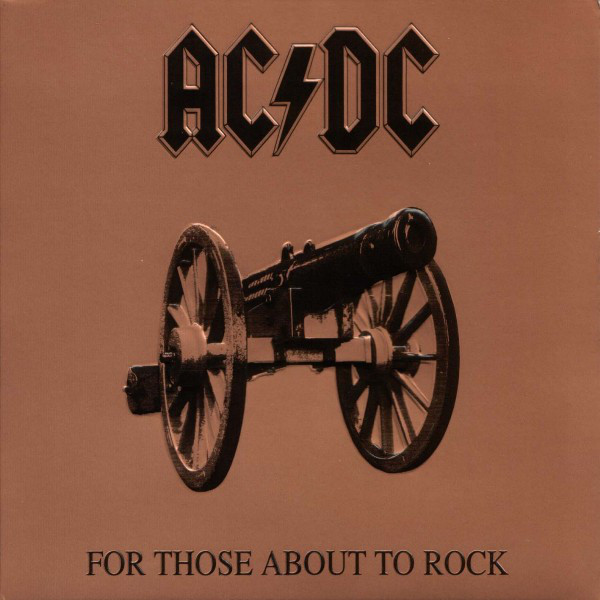 For Those About To Rock (Remastered) (vinyl)