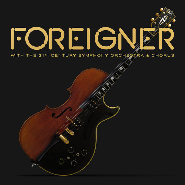 Foreigner With The 21st Century Orchestra & Chorus (vinyl)