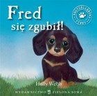 Fred się zgubił! - mp3 - Holly Webb