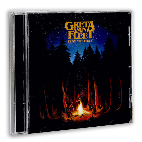 universal Music Strefa From The Fires muzyka Wykonawca: Greta Van Fleet