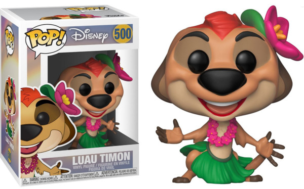 Funko POP Disney Figurka Lion King - Luau Timon 500